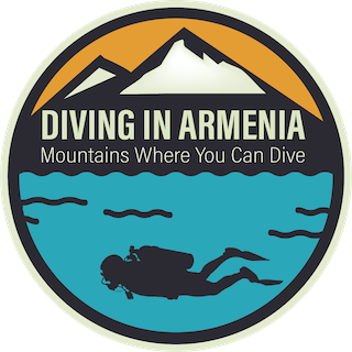 Diving in Armenia Including PADI Scuba Certification